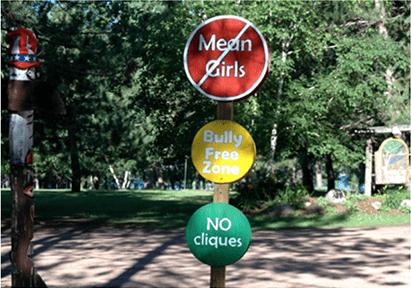 """""""No Mean Girls"""""""