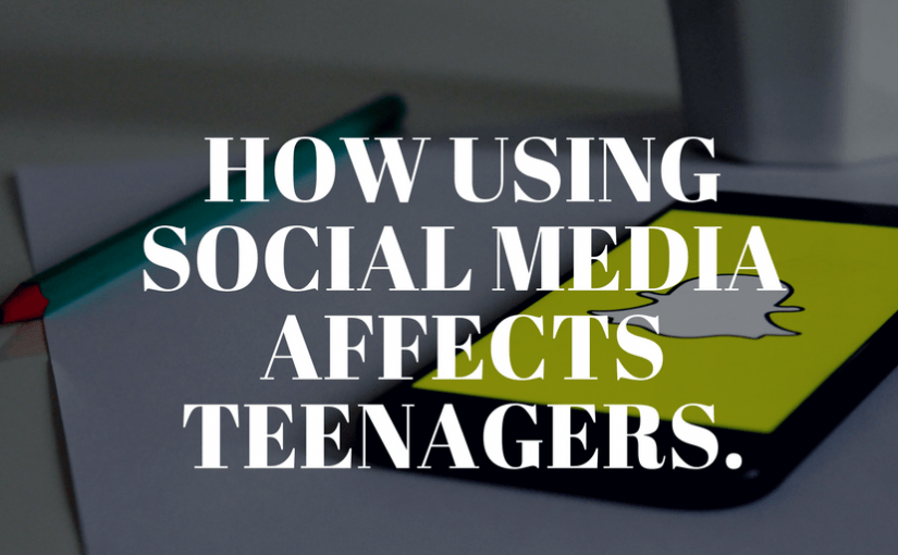 how does the media affect teen Using peer influence on social media advertisers actively enlist teen followers on social media to market products you can find this in online stores such as j crew's, where you can share items you like with friends.